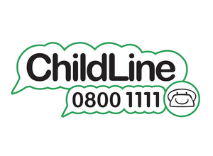 Childline - phone free 24 hours a day for confidential help and advice about any issue.